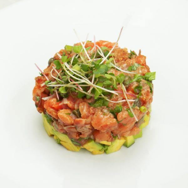 Блюда из лосося | 601x601