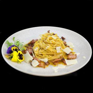 Спагетти Алла Карбонара (spaghetti alla carbonara)