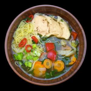 ZEAMA DE CASA (Культовый молдавский суп Зама)