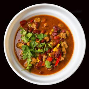 Чили с мясом (chili con carne)