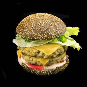 Фишбургер из судака