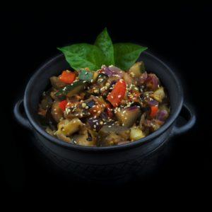Прованский рататуй (ratatouille provençale)