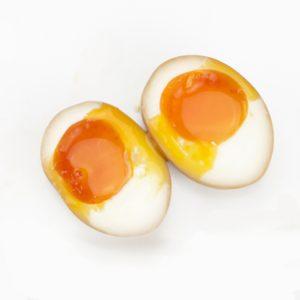 Маринованные яйца для рамен (ajitsuke tamago)