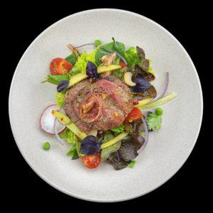 Острый салат с телятиной (YUM NEUA YANG)