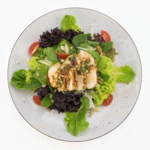 Острый салат с курицей (YUM GAI YANG)