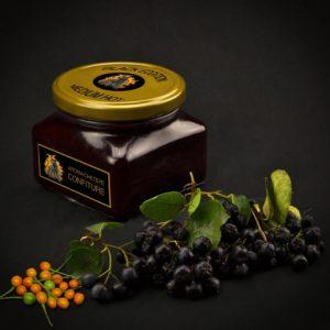 Конфитюр из черноплодной рябины с перцем чильтепин (chiltepe)