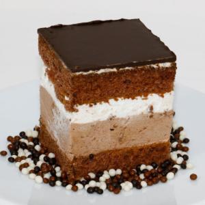 Шоколадное пирожное риго янчи (rigo jancsi)