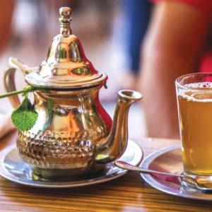 Марокканский чай (Atay Bi Nana)