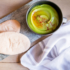 Гороховый суп Биссара (Bissara)