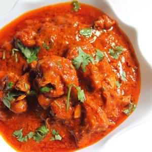 Мург карри с курицей (murgh curry)