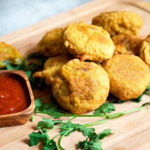 Картофельные оладьи Маакуда (Maakouda)