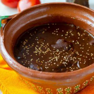 Соус Моле (Sauce Mole Poblano)