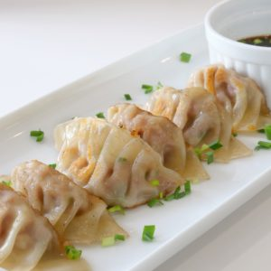 Пельмени Цзяоцзы (Jiaozi Dumplings)