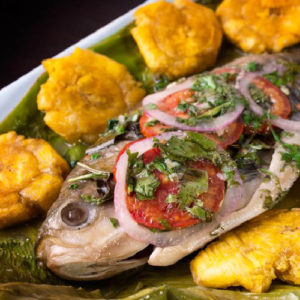 Рыба на гриле Патарашка (Patarashca)