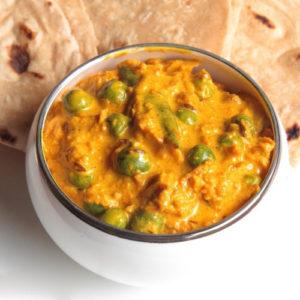 Овощное рагу сабджи (Sabji)