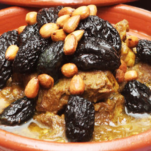 Таджин из баранины (Tajine de Viande)