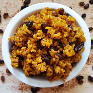 Южноафриканский желтый рис
