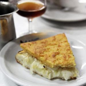 Пирог из нута Файна (Fainá)