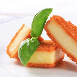 Жареный сыр (Smažák)