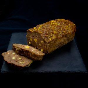 Мясной хлеб Леберкезе