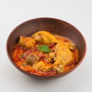 Махараштрийский куриный карри