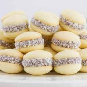 Печенье Альфахорес (Alfajores de maicena)