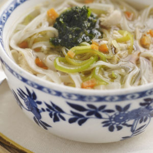 СУП С ЛАПШОЙ ТАН МИНЬ (Noodle Soup Tang Mien)